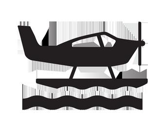 Volare in idrovolante