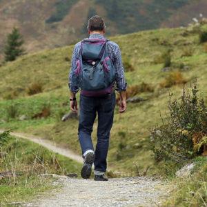 Tour guidato a piedi sui monti lariani