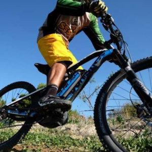 Escursione con Mountain Bike elettriche a pedalata assistita