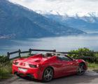 Giro del Lago di Como con una auto di lusso